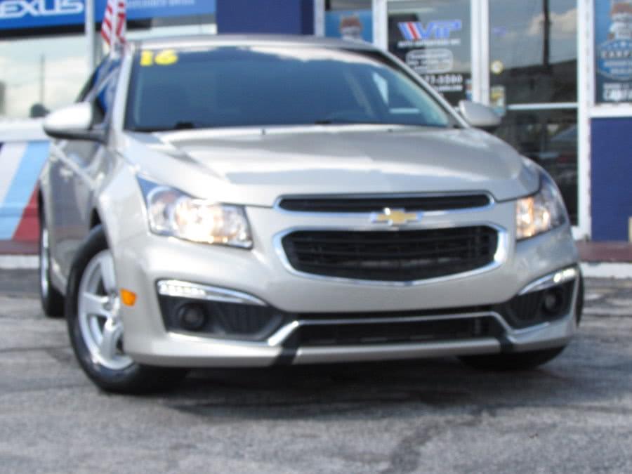 Used Chevrolet Cruze Limited 4dr Sdn Auto LT w/1LT 2016 | VIP Auto Enterprise, Inc. Orlando, Florida