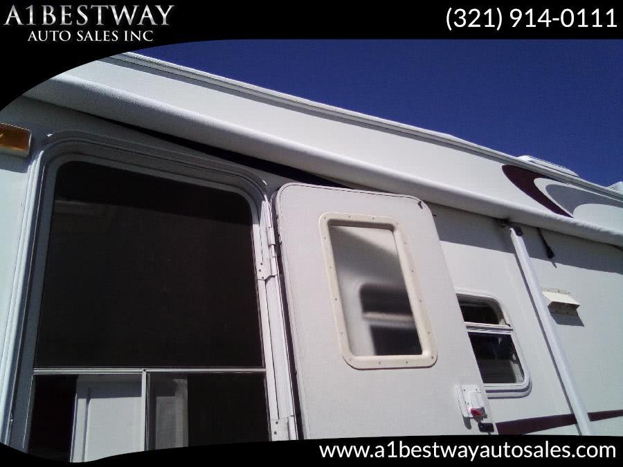 Used KEYSTONE RV SPRINTER CAMPER 30' 292 H 2004 | A1 Bestway Auto Sales Inc.. Melbourne , Florida