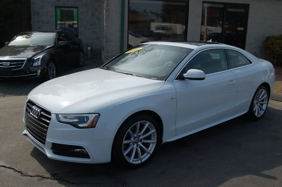 Used 2016 Audi A5 in Old Saybrook, Connecticut | M&N`s Autohouse. Old Saybrook, Connecticut