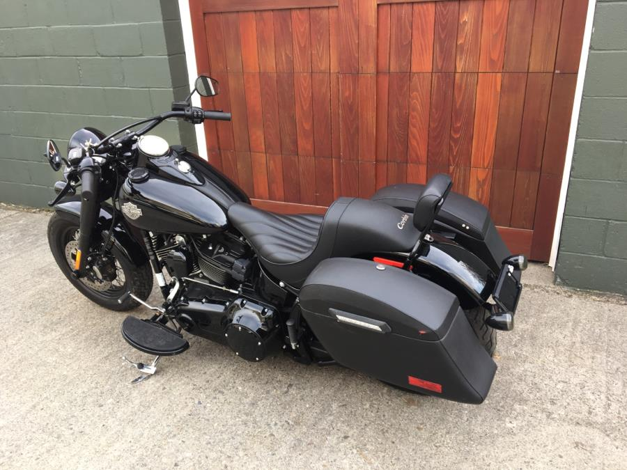 2017 Harley Davidson Softail Slim S S, available for sale in Milford, Connecticut | Village Auto Sales. Milford, Connecticut