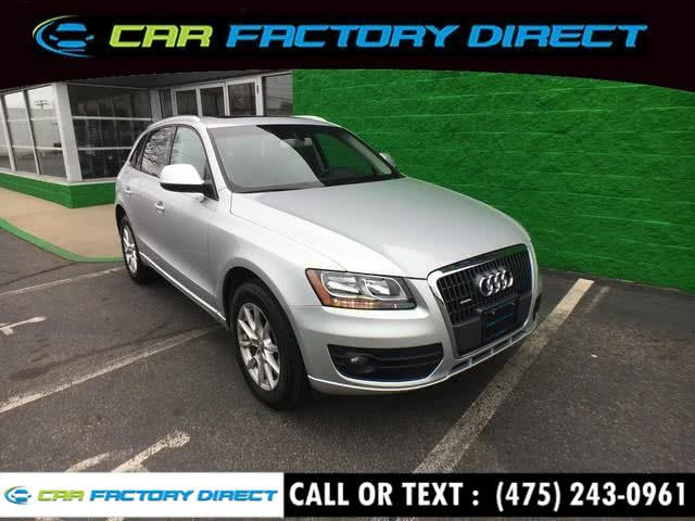 2012 Audi Q5 2.0T Premium awd, available for sale in Milford, Connecticut | Car Factory Direct. Milford, Connecticut