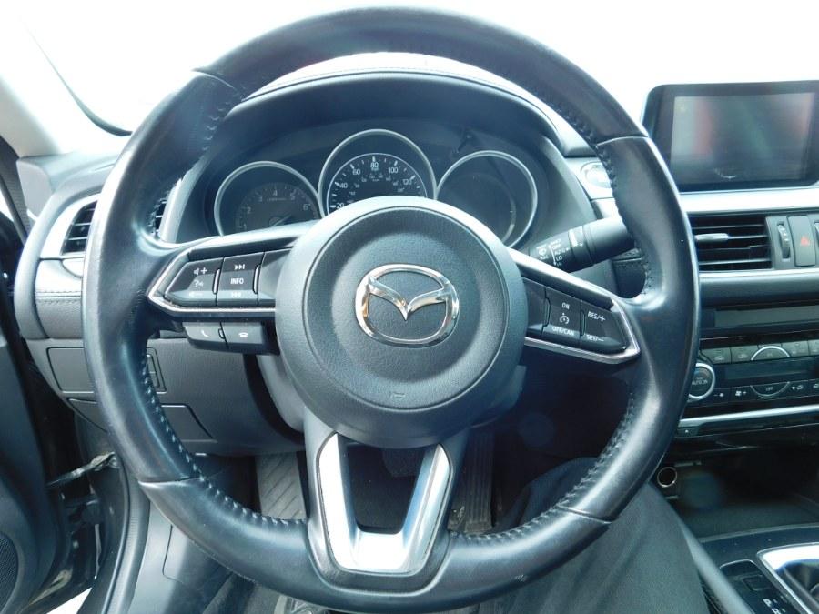 2017 Mazda Mazda6 Touring Auto, available for sale in Elizabeth, New Jersey | Supreme Motor Sport. Elizabeth, New Jersey