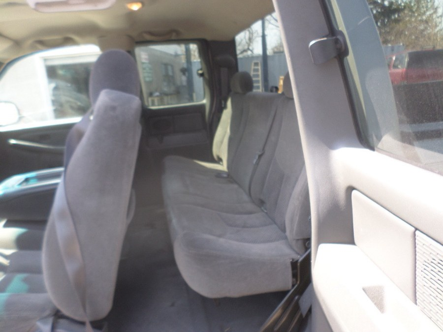 2007 Chevrolet Silverado 1500 Classic 2WD Ext Cab 143.5