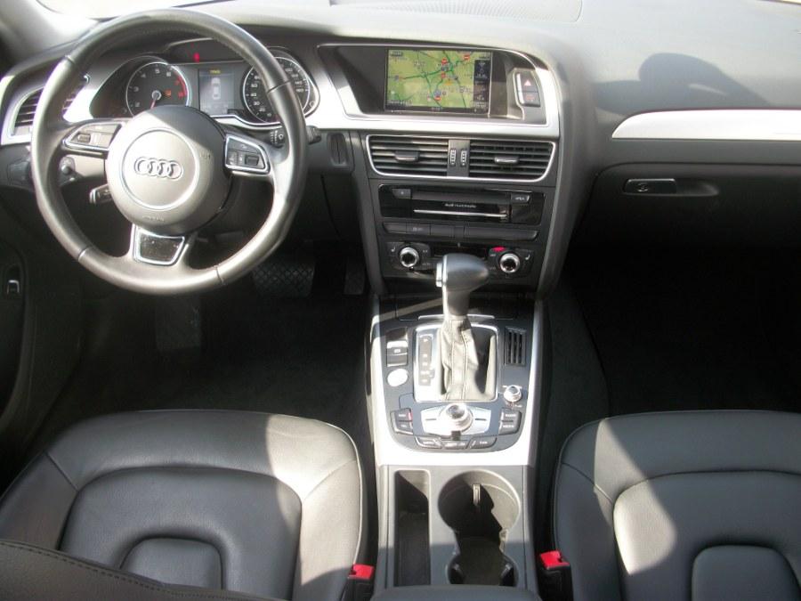 2015 Audi A4 4dr Sdn Auto quattro 2.0T Premium Plus, available for sale in Jamaica, New York | Gateway Car Dealer Inc. Jamaica, New York