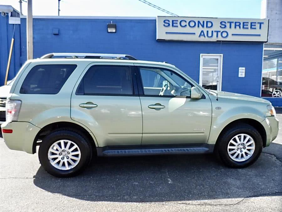 Used 2008 Mercury Mariner in Manchester, New Hampshire | Second Street Auto Sales Inc. Manchester, New Hampshire