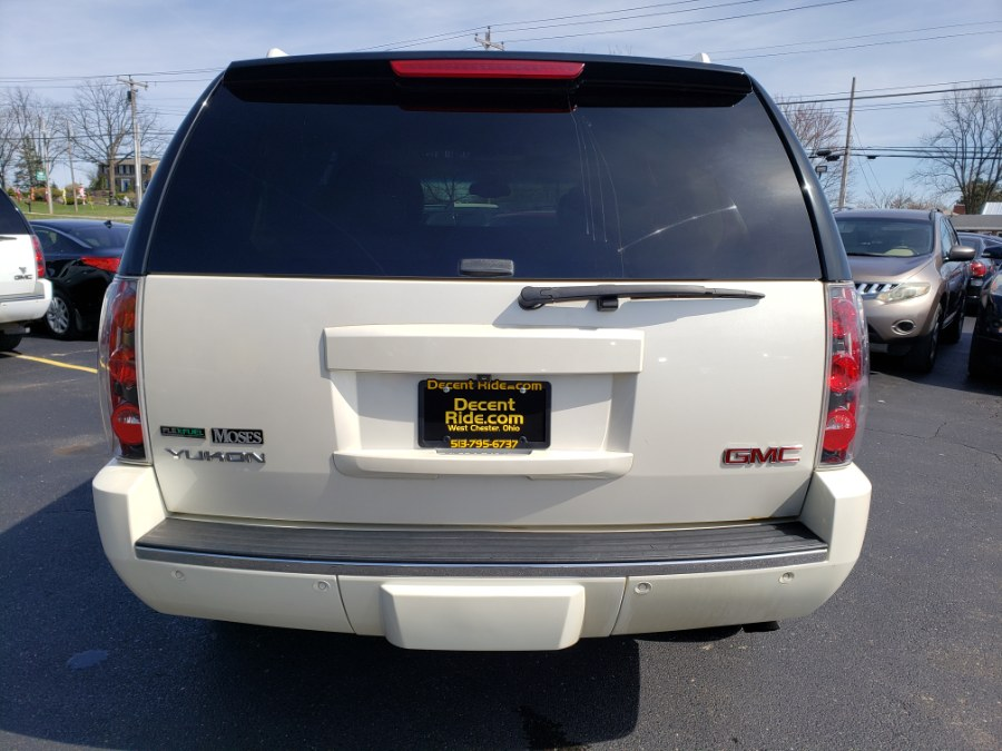 2011 GMC Yukon AWD 4dr 1500 Denali, available for sale in West Chester, Ohio | Decent Ride.com. West Chester, Ohio