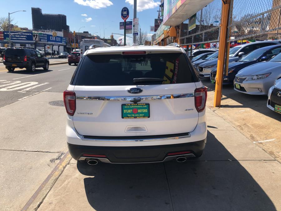 2018 Ford Explorer Limited 4WD, available for sale in Jamaica, New York   Sylhet Motors Inc.. Jamaica, New York