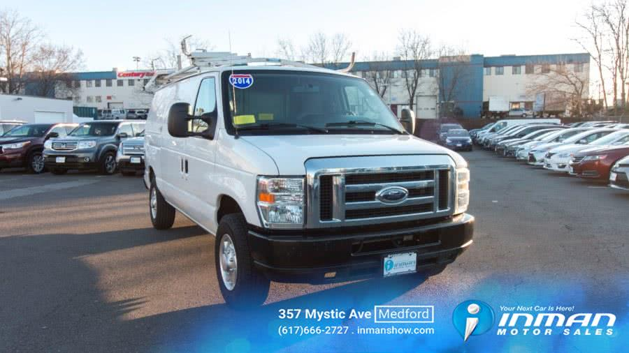 Used 2014 Ford Econoline Cargo Van in Medford, Massachusetts | Inman Motors Sales. Medford, Massachusetts