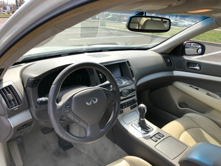 2007 Infiniti G35 Sedan 4dr Auto G35x AWD, available for sale in Philadelphia, Pennsylvania | Eugen's Auto Sales & Repairs. Philadelphia, Pennsylvania