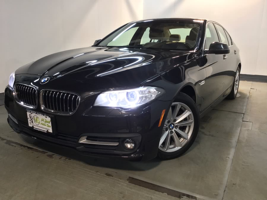 Used 2015 BMW 5 Series in Lodi, New Jersey | European Auto Expo. Lodi, New Jersey