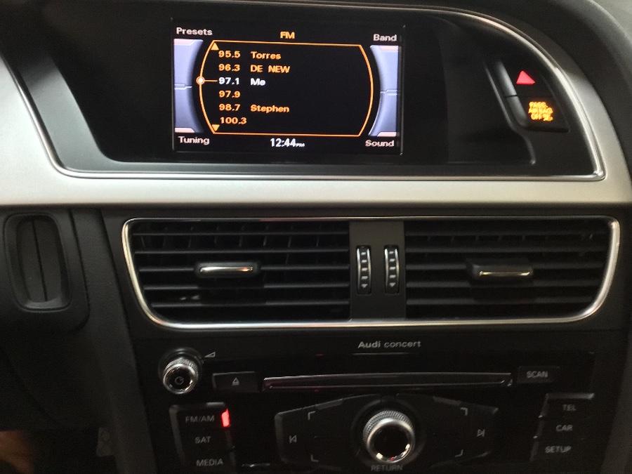 2016 Audi A4 Auto quattro 2.0T Premium, available for sale in Lodi, New Jersey | European Auto Expo. Lodi, New Jersey