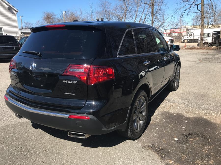 2011 Acura MDX AWD 4dr Advance/Entertainment Pkg, available for sale in Huntington Station, New York | Planet Auto Group. Huntington Station, New York