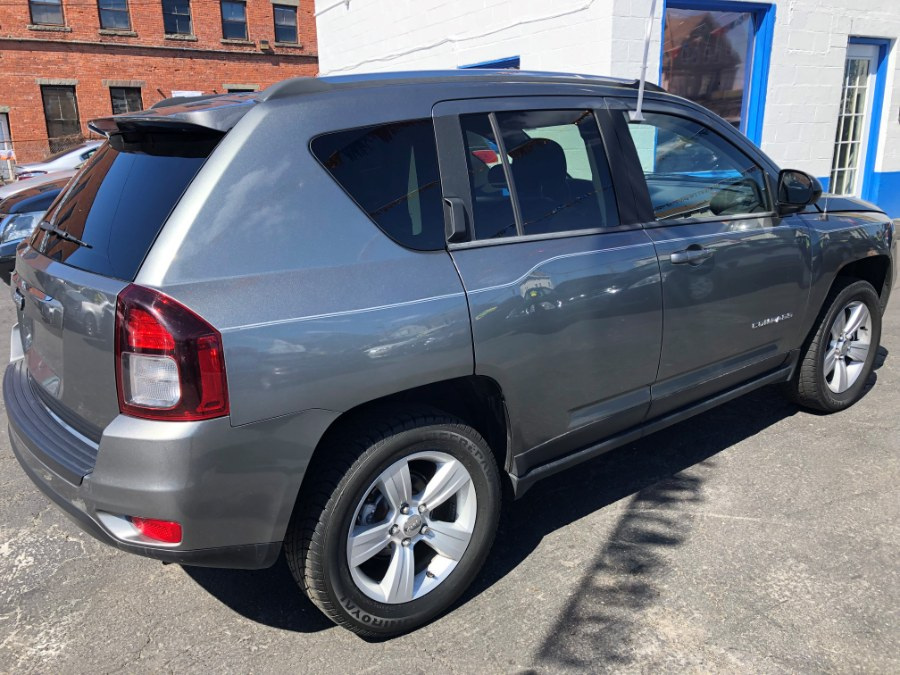 2014 Jeep Compass 4WD 4dr Sport, available for sale in Bridgeport, Connecticut | Affordable Motors Inc. Bridgeport, Connecticut