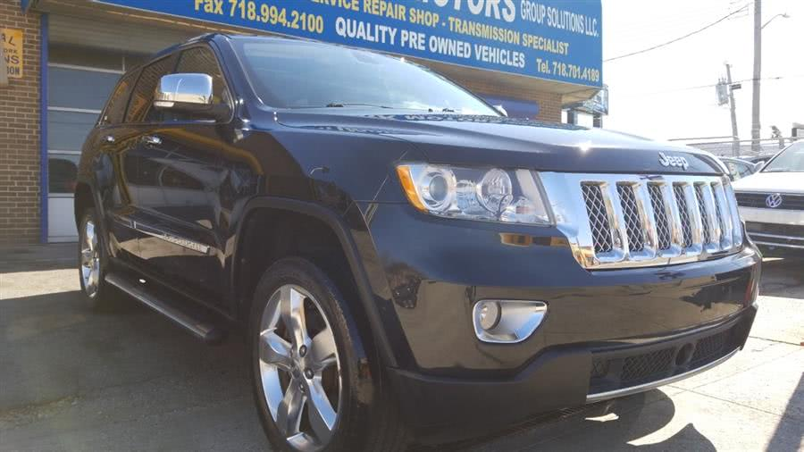 Used 2012 Jeep Grand Cherokee in Bronx, New York | New York Motors Group Solutions LLC. Bronx, New York