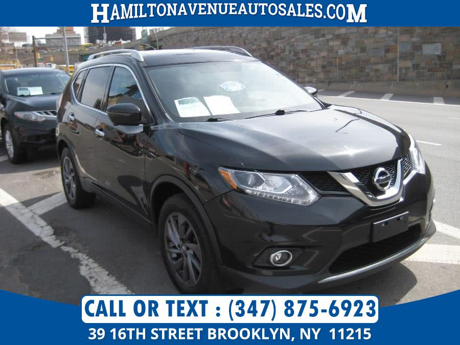 Used 2016 Nissan Rogue in Brooklyn, New York | Hamilton Avenue Auto Sales DBA Nyautoauction.com. Brooklyn, New York