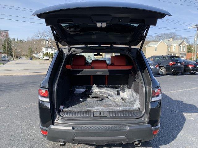 2016 Land Rover Range Rover Sport V8 Dynamic, available for sale in Cincinnati, Ohio | Luxury Motor Car Company. Cincinnati, Ohio