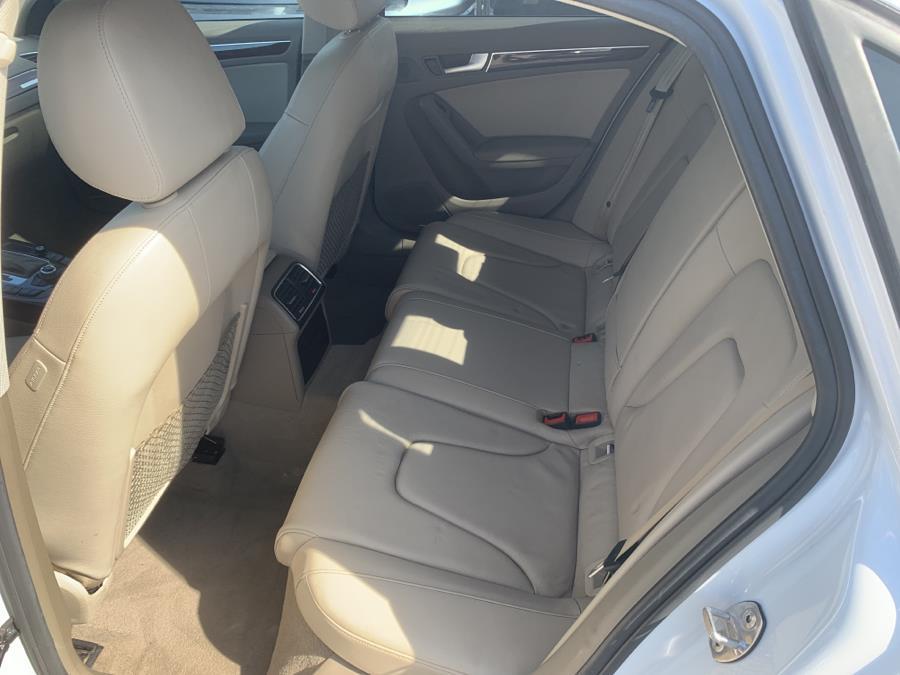2012 Audi A4 4dr Sdn Auto quattro 2.0T Premium Plus, available for sale in West Hartford, Connecticut | Auto Store. West Hartford, Connecticut