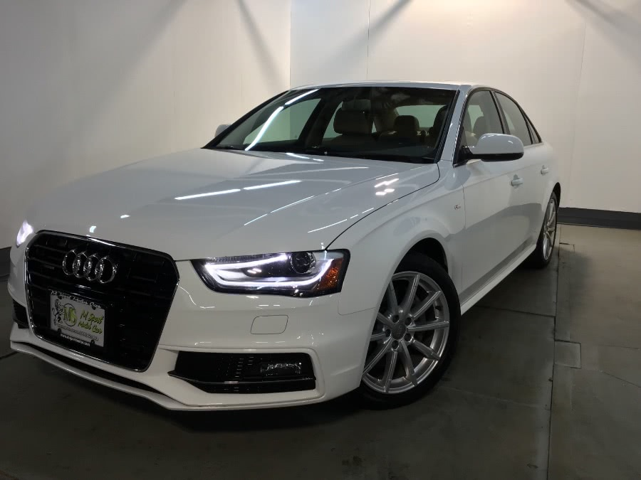 Used 2015 Audi A4 in Lodi, New Jersey | European Auto Expo. Lodi, New Jersey