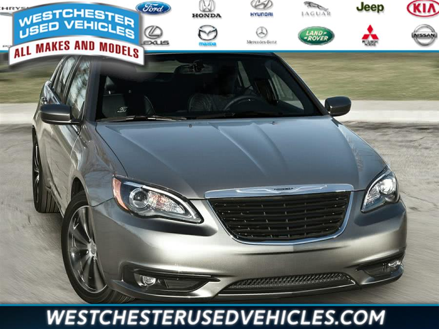 Used Chrysler 200  2011 | Westchester Used Vehicles . White Plains, New York