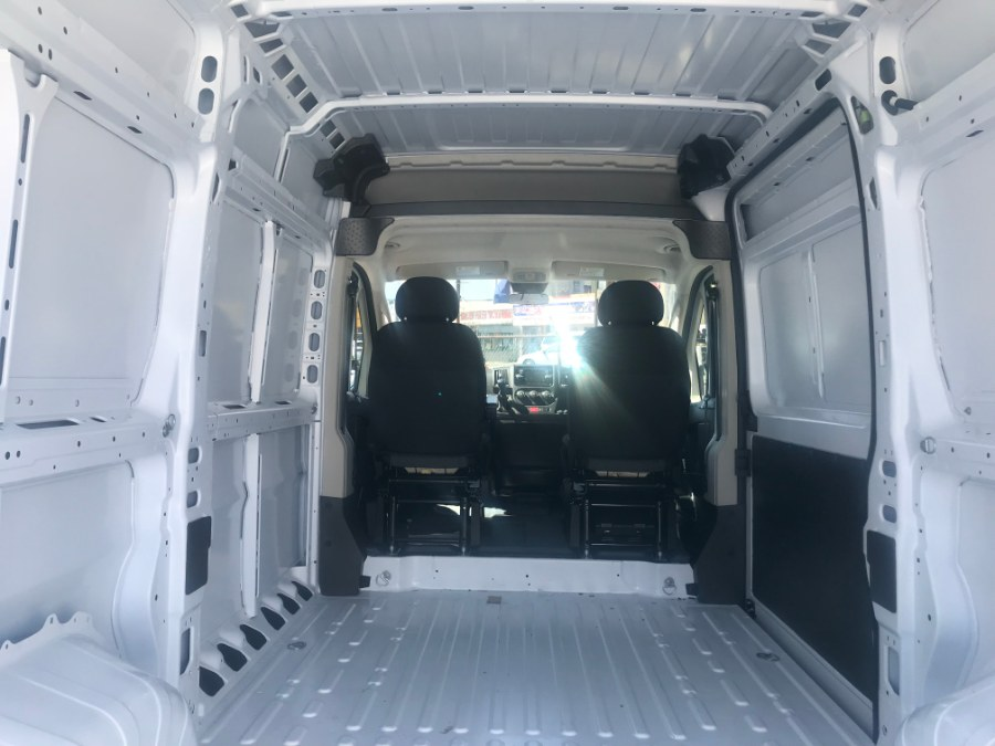 2018 Ram ProMaster Cargo Van 1500 High Roof 136