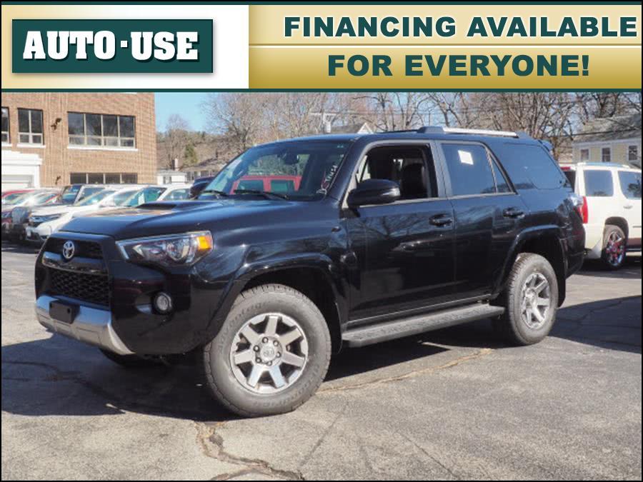 Used 2014 Toyota 4runner in Andover, Massachusetts | Autouse. Andover, Massachusetts