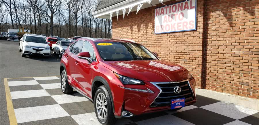 Used Lexus NX 200t AWD 4dr 2016 | National Auto Brokers, Inc.. Waterbury, Connecticut