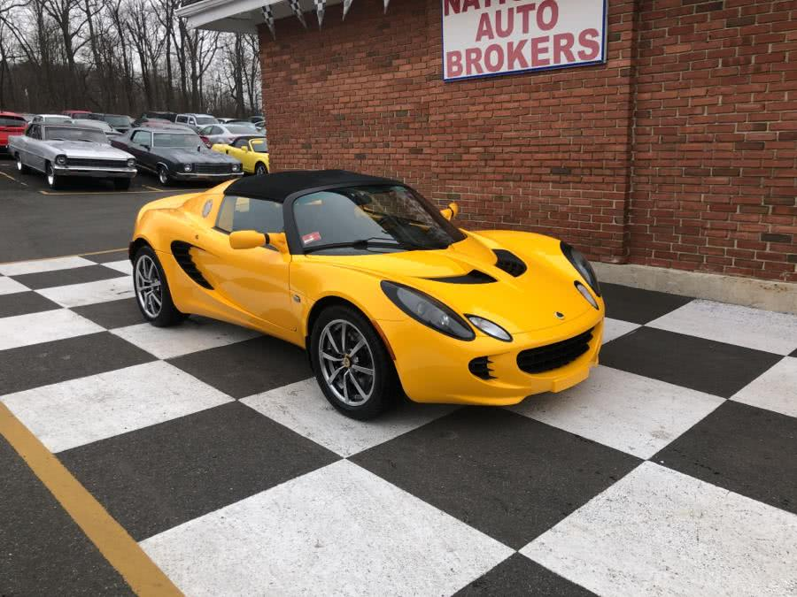 Used 2005 Lotus Elise in Waterbury, Connecticut | National Auto Brokers, Inc.. Waterbury, Connecticut