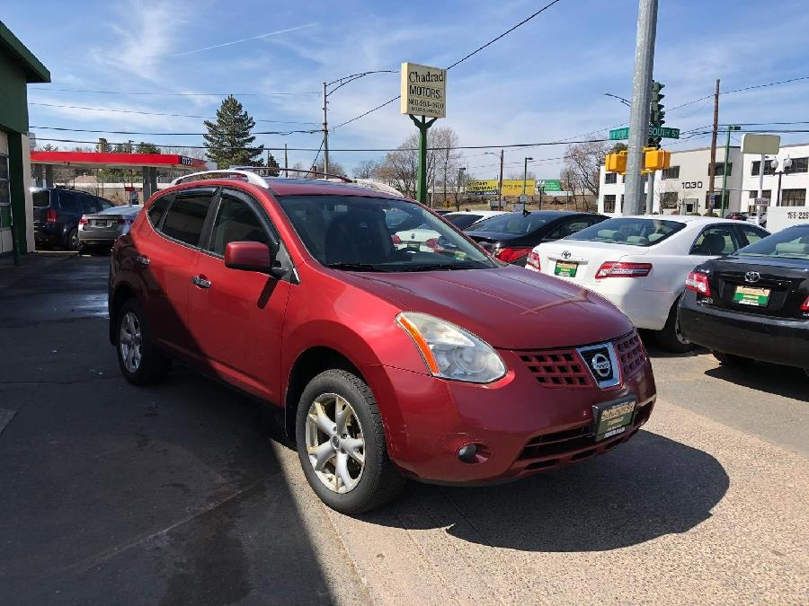 2010 Nissan Rogue AWD 4dr SL, available for sale in West Hartford, Connecticut | Chadrad Motors llc. West Hartford, Connecticut