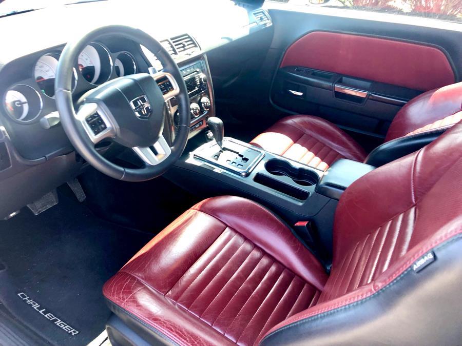 2014 Dodge Challenger 2dr Cpe SXT Plus, available for sale in New Haven, Connecticut | Primetime Auto Sales and Repair. New Haven, Connecticut