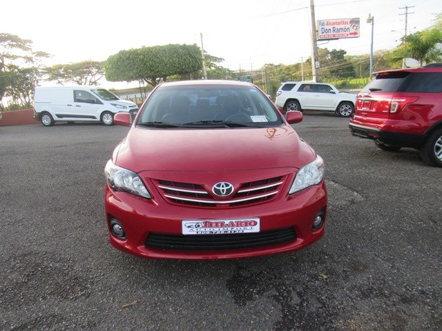 Used Toyota Corolla automovil 2013 | Hilario Auto Import. San Francisco de Macoris Rd, Dominican Republic