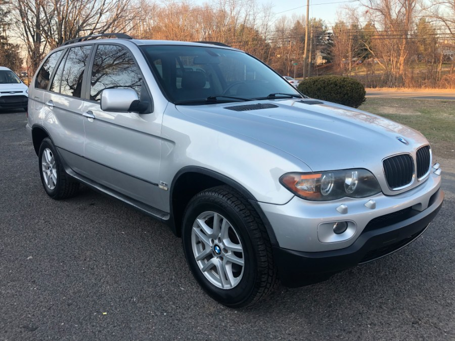 2005 BMW X5 X5 4dr AWD 3.0i, available for sale in East Windsor, Connecticut | Toro Auto. East Windsor, Connecticut