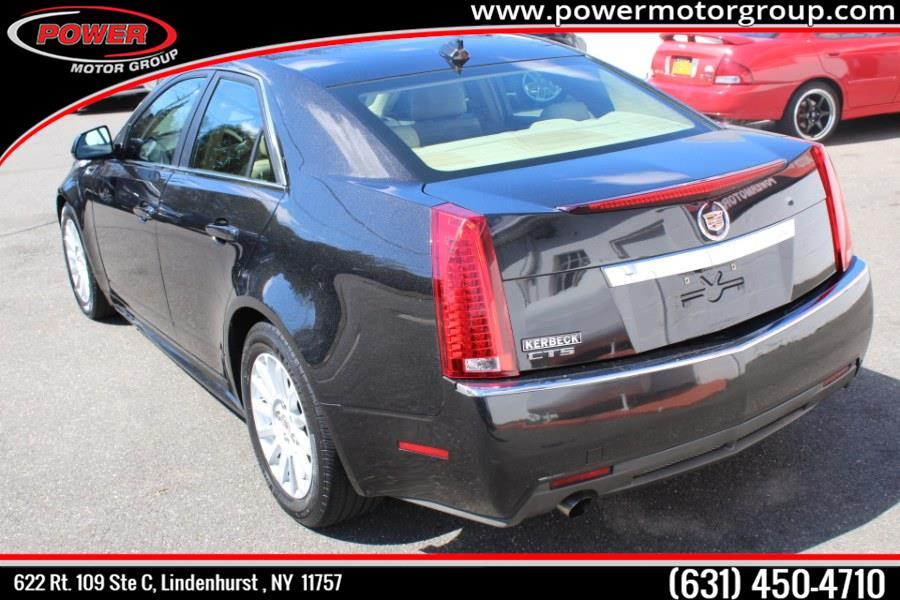2012 Cadillac CTS Sedan 4dr Sdn 3.0L Luxury RWD, available for sale in Lindenhurst , New York   Power Motor Group. Lindenhurst , New York