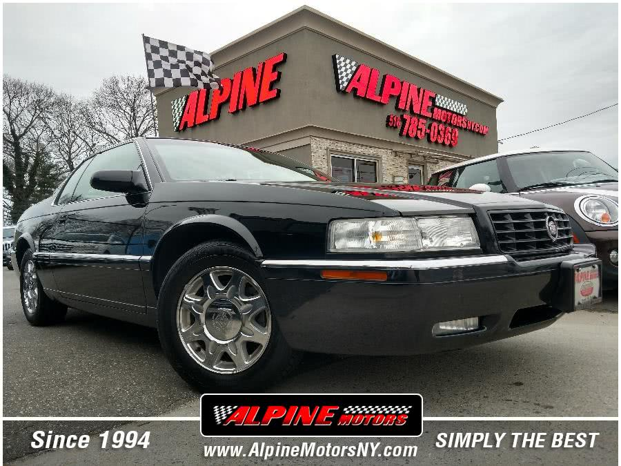 Used Cadillac Eldorado 2dr Touring Cpe 1999 | Alpine Motors Inc. Wantagh, New York