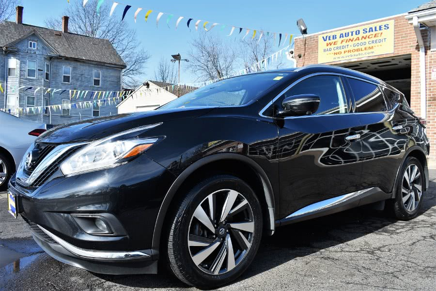 Used Nissan Murano AWD 4dr Platinum 2016 | VEB Auto Sales. Hartford, Connecticut