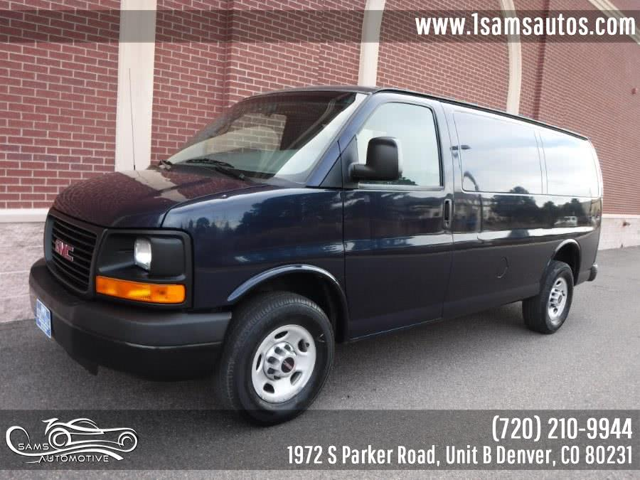 Used 2013 GMC Savana Cargo Van in Denver, Colorado | Sam's Automotive. Denver, Colorado