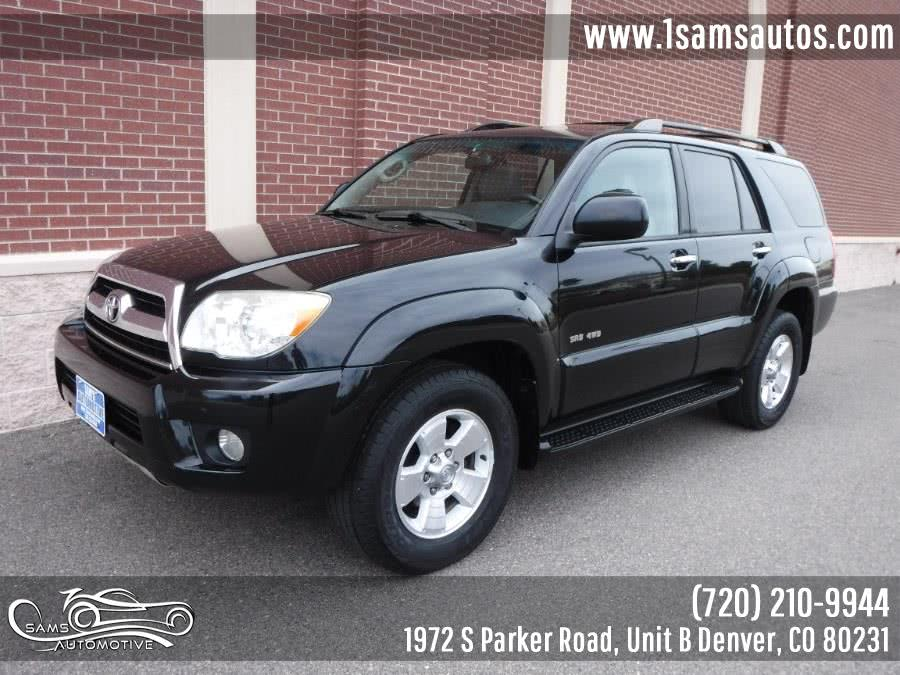 Used 2006 Toyota 4Runner in Denver, Colorado | Sam's Automotive. Denver, Colorado