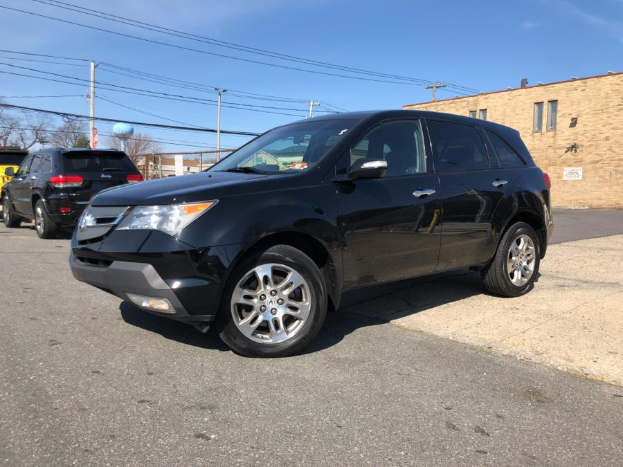 2007 Acura MDX 4WD 4dr Tech Pkg, available for sale in Franklin Square, New York   Signature Auto Sales. Franklin Square, New York