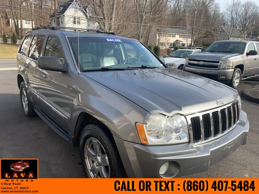 Used 2007 Jeep Grand Cherokee in Canton, Connecticut | Lava Motors. Canton, Connecticut