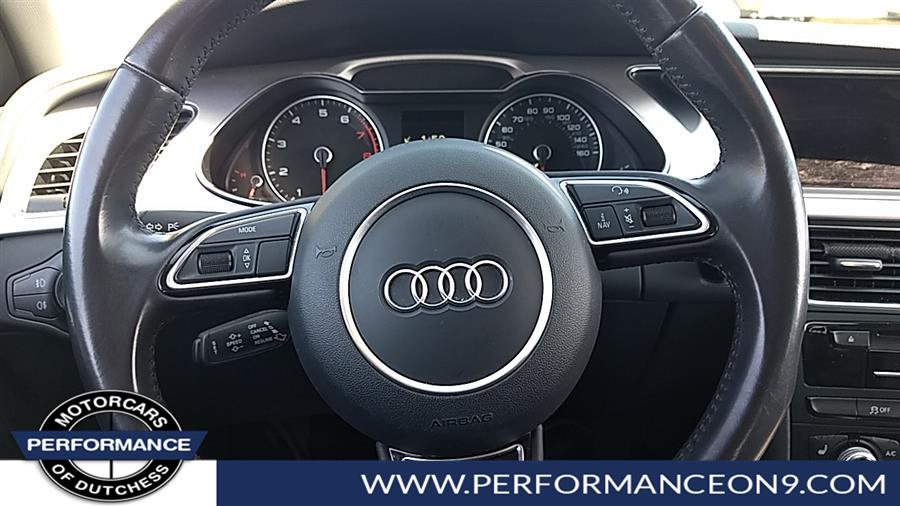 2016 Audi A4 Auto quattro 2.0T Premium Plus, available for sale in Wappingers Falls, New York | Performance Motorcars Inc. Wappingers Falls, New York