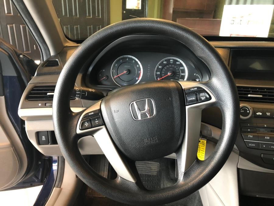 2012 Honda Accord Sdn 4dr I4 Auto LX, available for sale in West Hartford, Connecticut | AutoMax. West Hartford, Connecticut