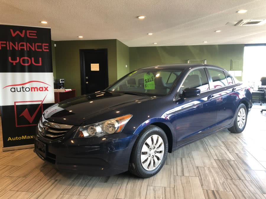 Used 2012 Honda Accord Sdn in West Hartford, Connecticut | AutoMax. West Hartford, Connecticut