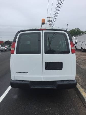 2006 Chevrolet Cargo Van EXPRESS, available for sale in Bronx, New York   TNT Auto Sales USA inc. Bronx, New York