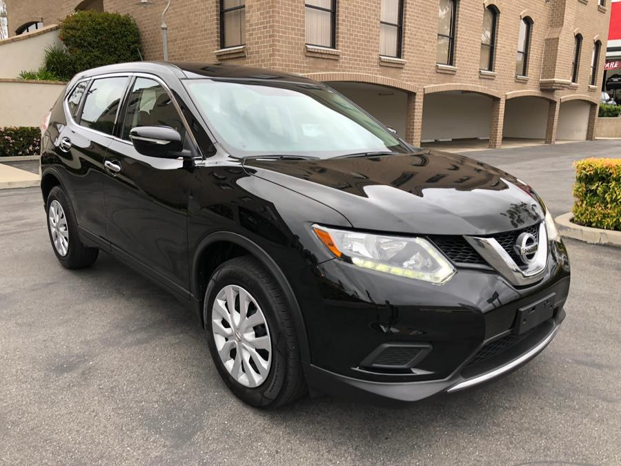 Used Nissan Rogue FWD 4dr S 2015 | Carvin OC Inc. Lake Forest, California