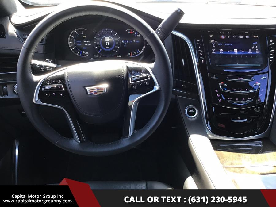 Used Cadillac Escalade 4WD 4dr Platinum 2018 | Capital Motor Group Inc. Medford, New York