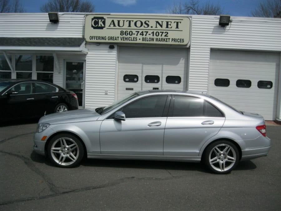 Used 2010 Mercedes-Benz C-Class in Plainville, Connecticut | CK Autos. Plainville, Connecticut
