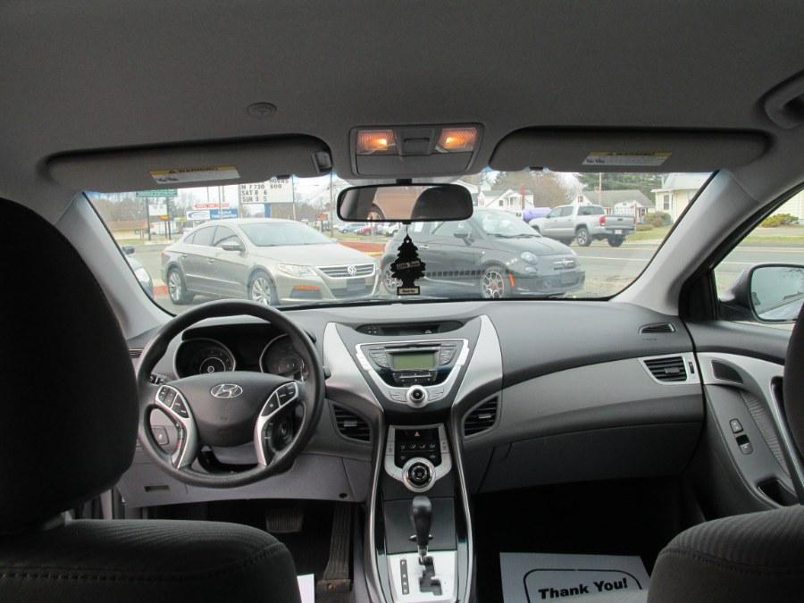 2011 Hyundai Elantra 4dr Sdn Auto GLS (Ulsan Plant) *Ltd Avail*, available for sale in Vernon , Connecticut | Auto Care Motors. Vernon , Connecticut