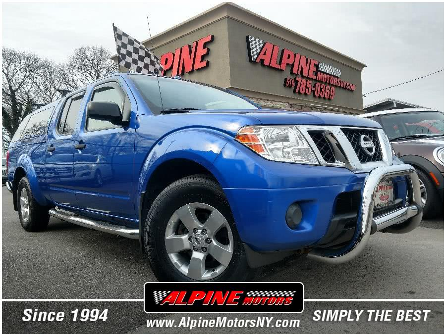 Used 2013 Nissan Frontier in Wantagh, New York | Alpine Motors Inc. Wantagh, New York