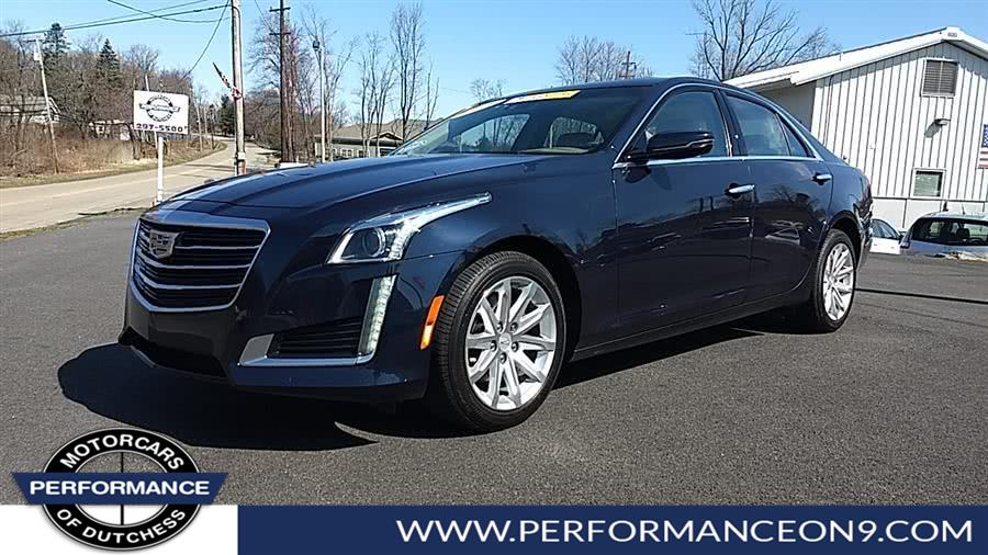Used 2015 Cadillac CTS Sedan in Wappingers Falls, New York | Performance Motorcars Inc. Wappingers Falls, New York