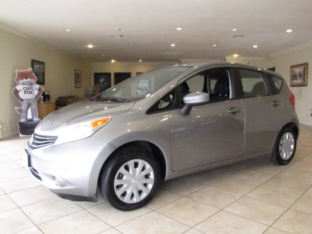 2015 Nissan Versa Note 5dr HB CVT 1.6 SV, available for sale in Placentia, California | Auto Network Group Inc. Placentia, California