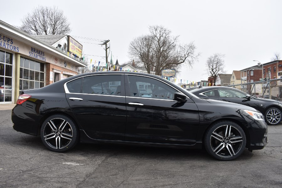 2017 Honda Accord Sedan Sport CVT, available for sale in Hartford, Connecticut | VEB Auto Sales. Hartford, Connecticut